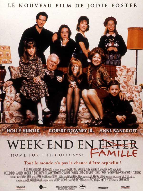 week end en famille film 1995 allocin. Black Bedroom Furniture Sets. Home Design Ideas
