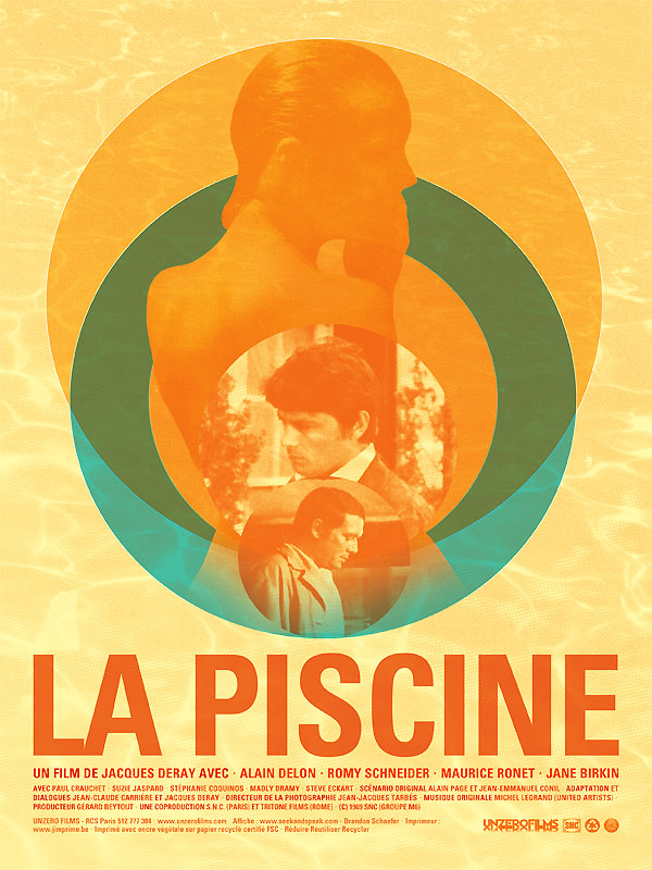 Affiche du film la piscine affiche 1 sur 2 allocin for La piscine movie