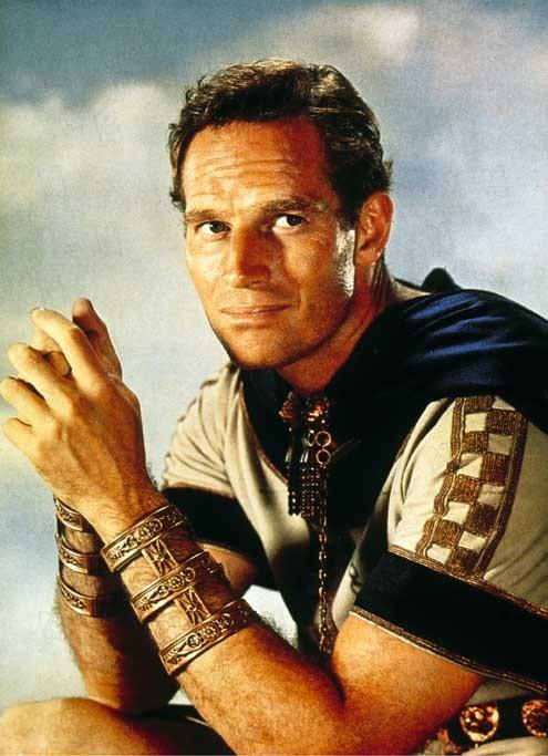 Ben-Hur : Photo Charlton Heston
