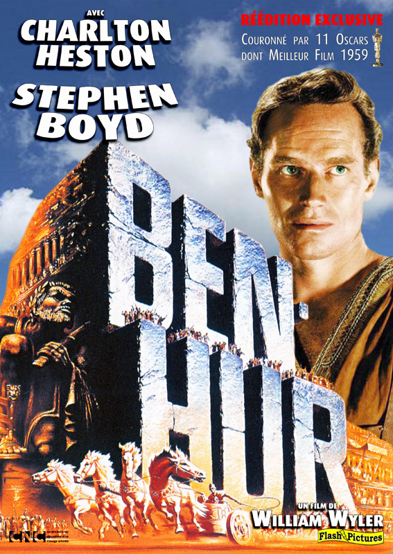 Ben-Hur Streaming 1080p HDLight