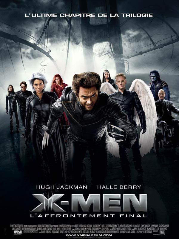 X-Men 3 - L'affrontement final en streaming