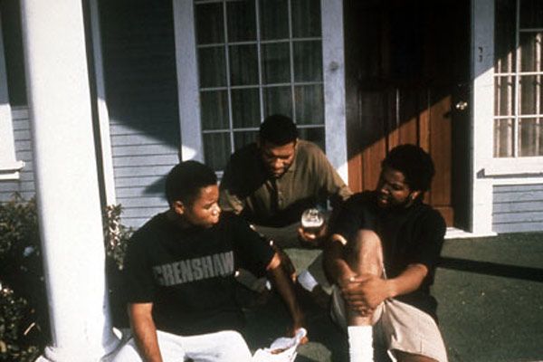 boyz in the hood movie review John singleton's portrayal of social problems in inner-city los angeles takes the form of a tale of three friends growing up together 'in the 'hood' half-brothers doughboy and ricky baker.
