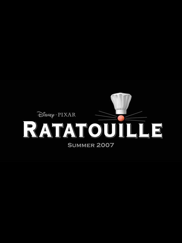 Ratatouille : Affiche Jan Pinkava