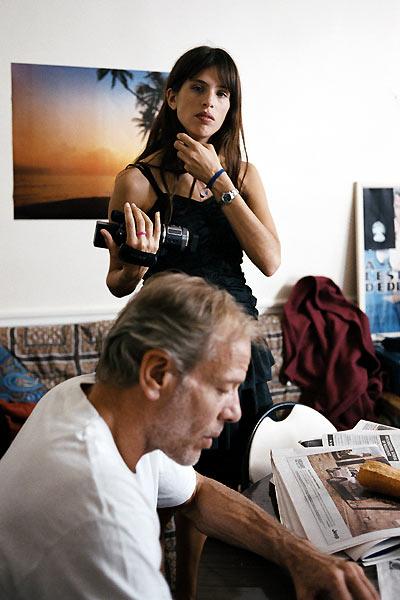 Pardonnez-moi : photo Maïwenn, Pascal Greggory
