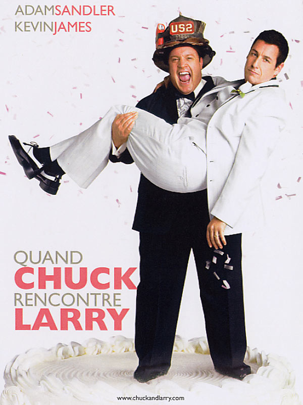 Regarder le film quand chuck rencontre larry en streaming