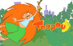 Affiche de la série Toupou