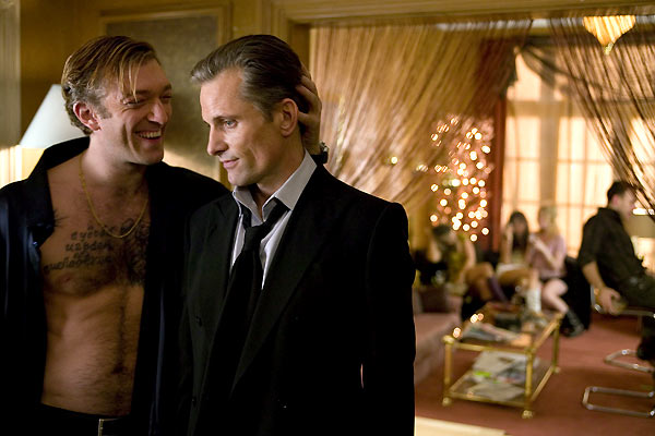 from Deacon viggo mortensen brad pitt gay