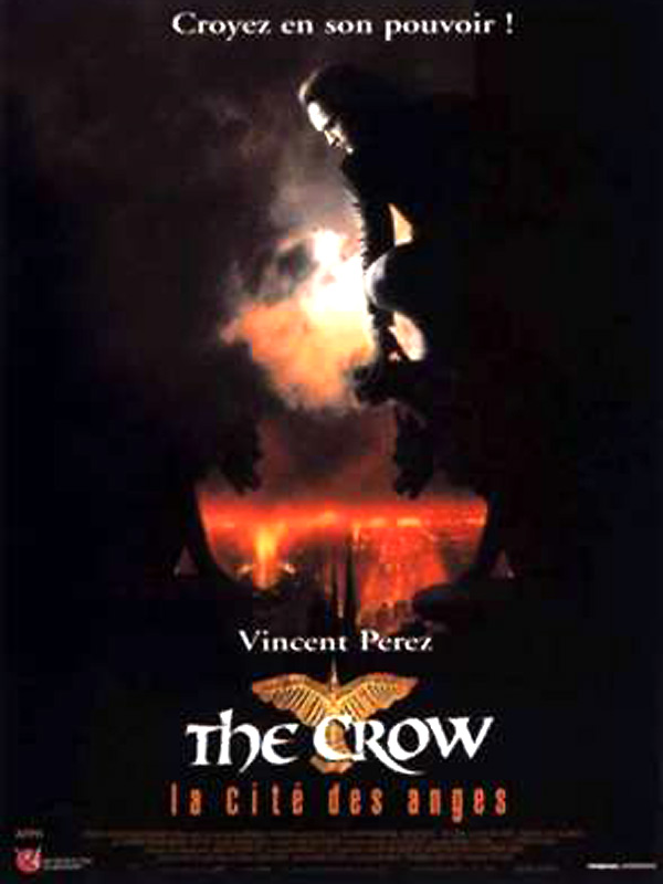 film critique the crow Every so often one sees a small, irresistible film that puts the blockbusters to shame such is the crow's egg, a low-budget feature about two young brothers who live in the slums of chennai it's.