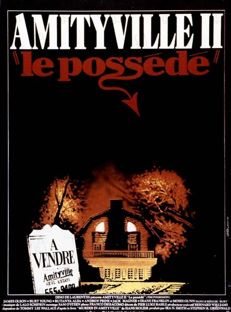 Amityville 2 le poss d film 1982 allocin for Amityville la maison du diable streaming