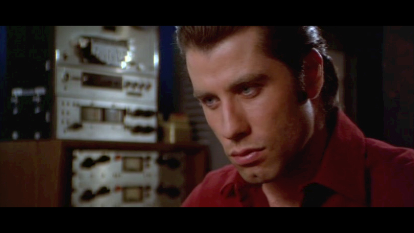 Blow Out : Photo John Travolta