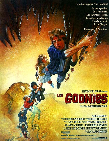 Les Goonies streaming