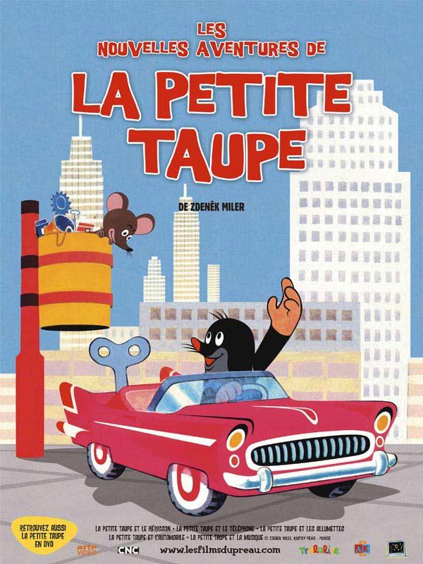Image du film Les Nouvelles aventures de la petite taupe