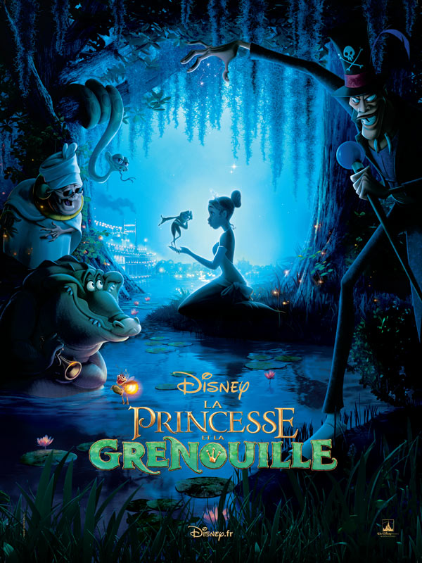 La princesse et la grenouille film 2009 allocin - Image de princesse ...