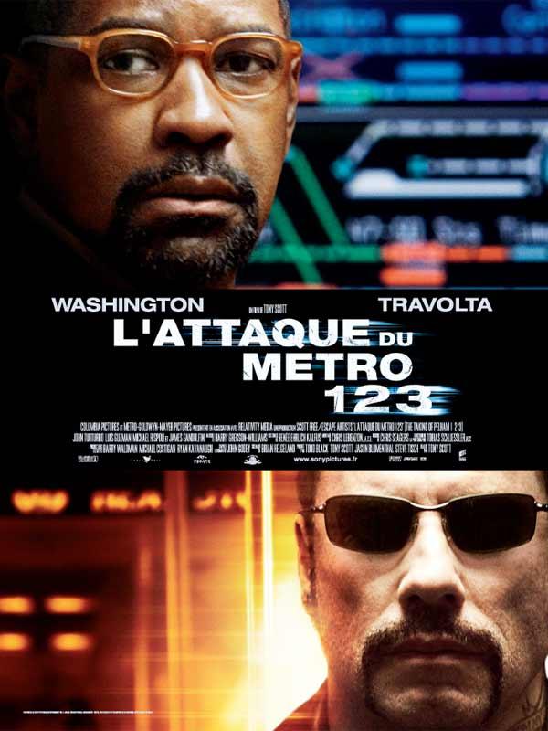 L'attaque du métro 123