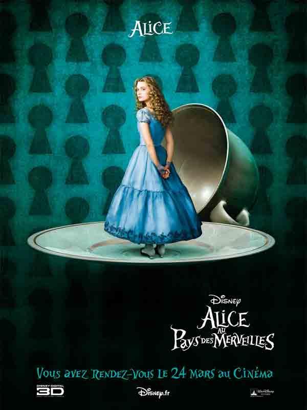 Alice au Pays des Merveilles Streaming …