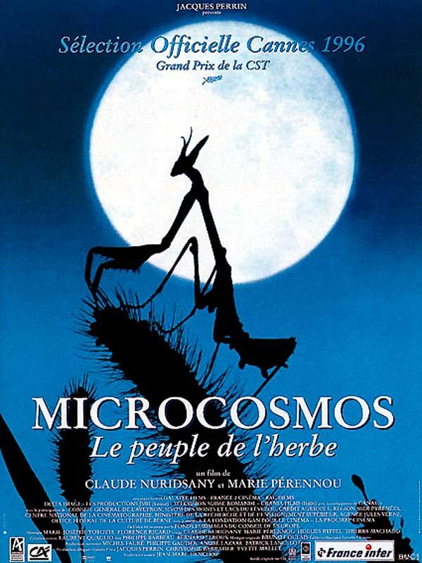 microcosmos le peuple de l 39 herbe film 1996 allocin. Black Bedroom Furniture Sets. Home Design Ideas