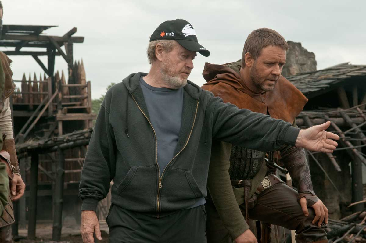 Photo de Ridley Scott  Robin des Bois  Photo Ridley  ~ Robin Des Bois Ridley Scott