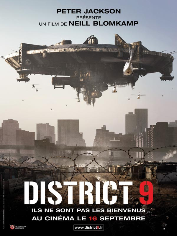 District 9: Grit, Gore and Glorious Science Fiction