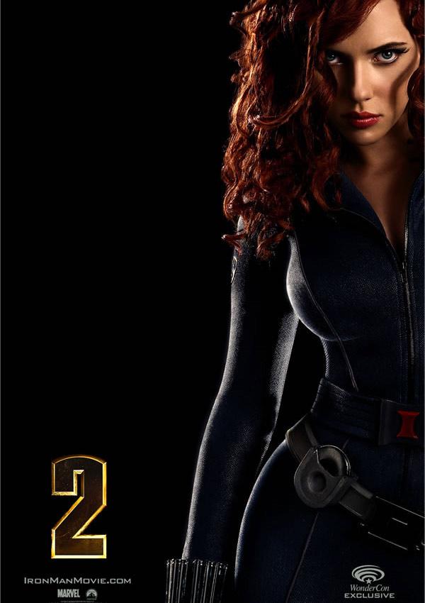 Iron Man 2 : Affiche Jon Favreau