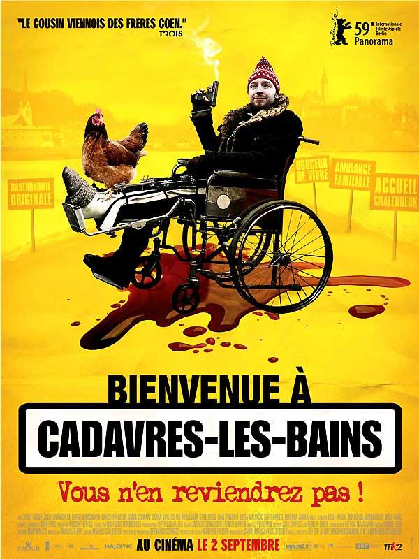 Bienvenue à Cadavres-Les-Bains streaming