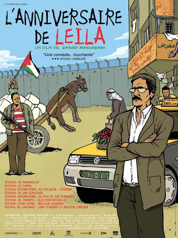 Anecdotes Du Film L Anniversaire De Leila Allocine