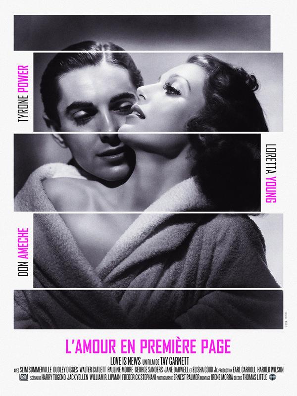 telecharger L'Amour en première page VF Web-DL