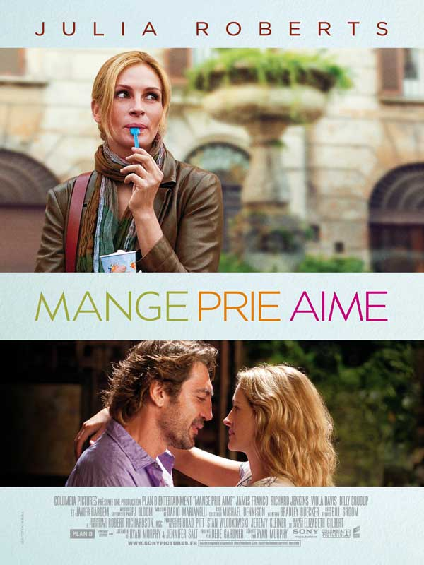 Mange, prie, aime  (Eat Pray Love)   (Truefrench)