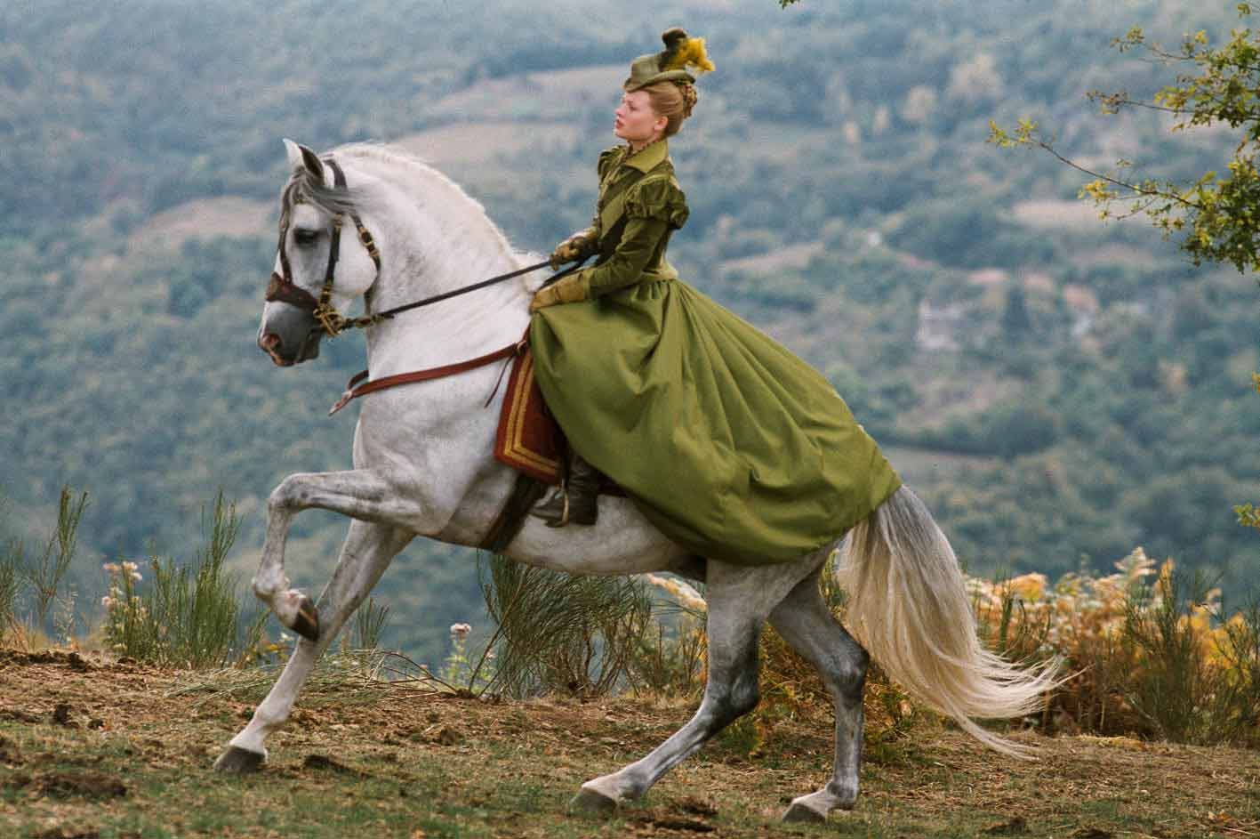 Photo de m lanie thierry la princesse de montpensier - Princesse cheval ...