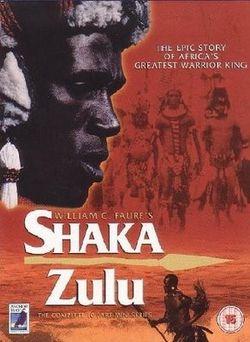 Affiche de la série Shaka Zulu