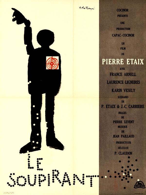 Le Soupirant ; Heureux anniversaire / Un film et un court-métrage de Pierre Etaix |