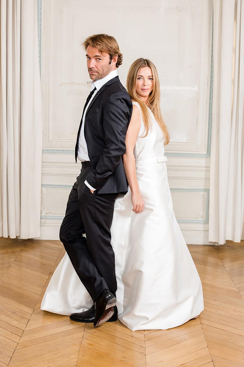 Photo de h l ne rolles photo h l ne rolles patrick - Helene carrere d encausse et son mari ...