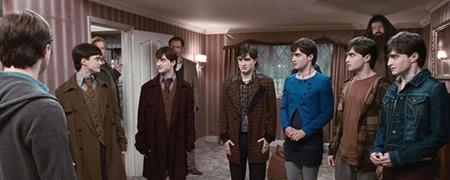 Harry potter et les reliques de la mort nouvelle bande - Harry potter et les portes du temps bande annonce ...