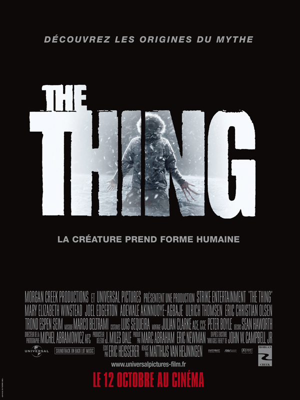 The Thing streaming