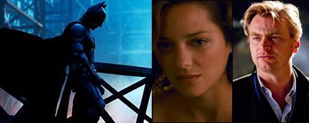 quelle actrice francaise joue dans the dark knight rises
