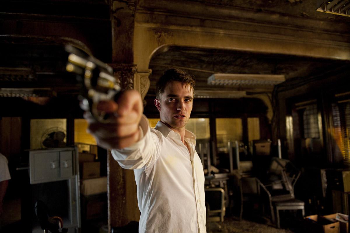 Cosmopolis : photo Robert Pattinson
