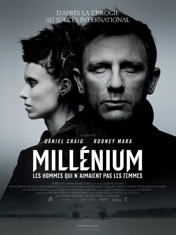 Millenium : Les hommes qui n'aimaient pas les femmes streaming