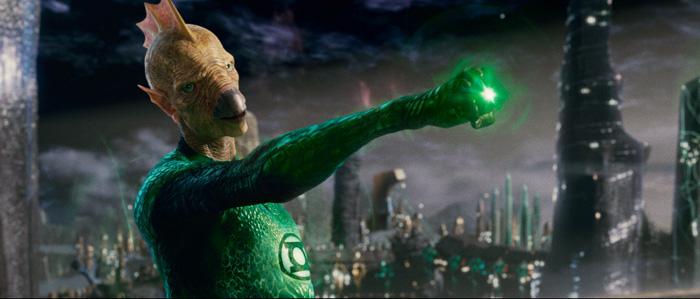 Green Lantern : Photo