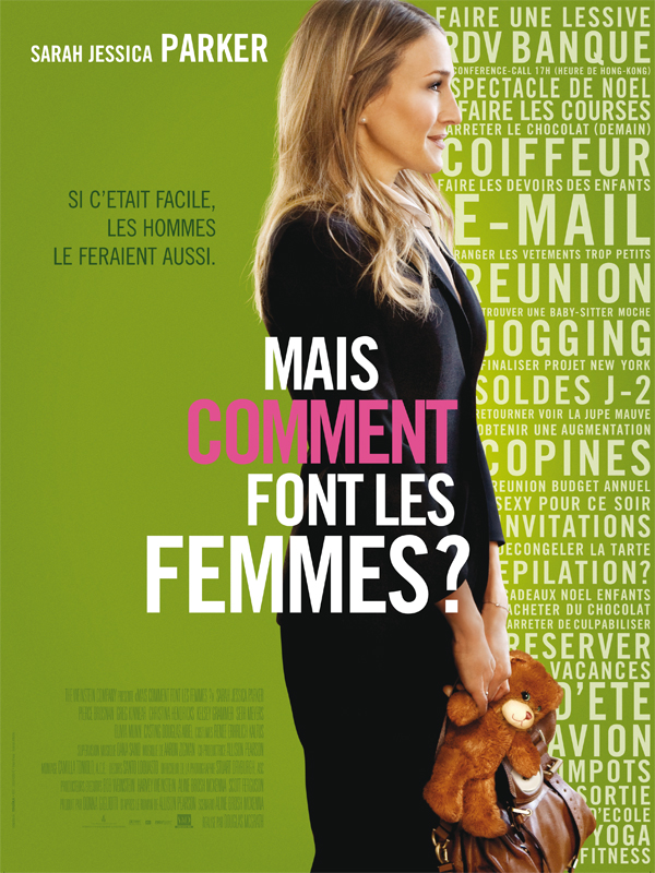 mais comment font les femmes film 2011 allocin. Black Bedroom Furniture Sets. Home Design Ideas