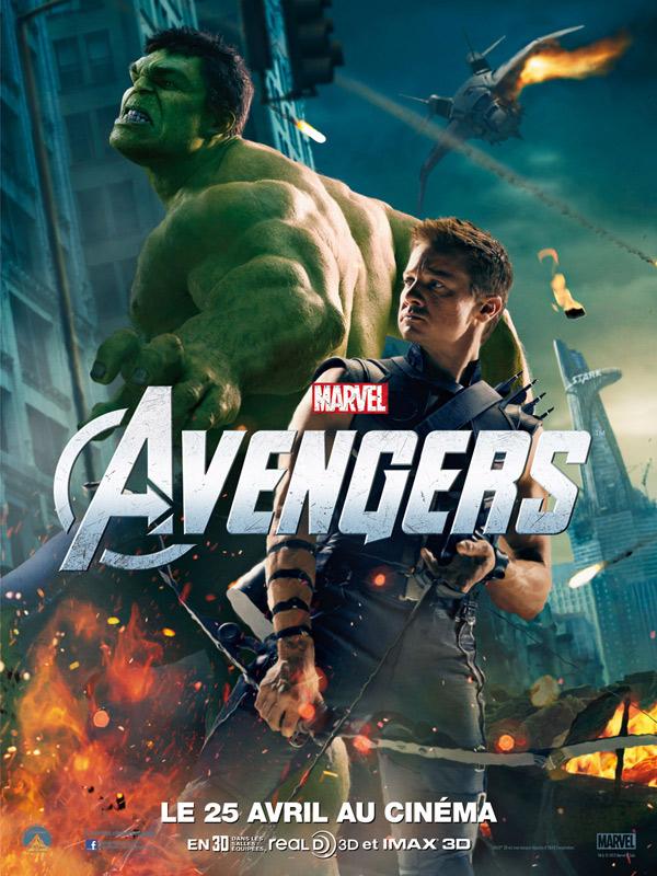 Avengers : Affiche Joss Whedon