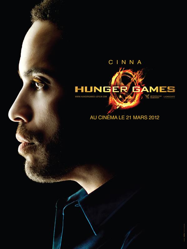Hunger Games : Affiche Gary Ross, Lenny Kravitz
