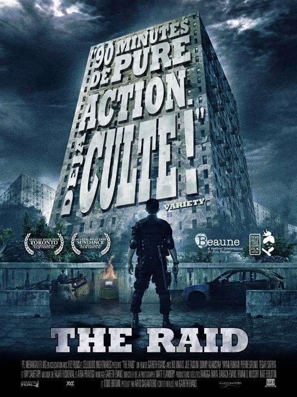 The Raid : affiche