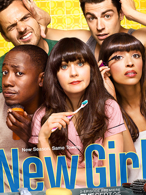 New girl   S06    Complète