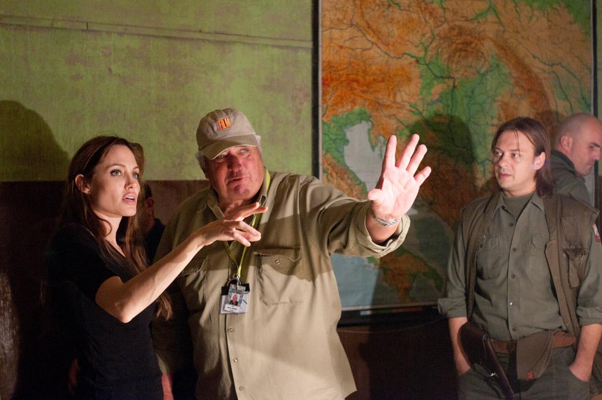 Au Pays du Sang et du Miel : Photo Angelina Jolie Pitt