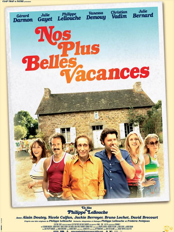 Nos plus belles vacances film 2011 allocin for Les plus belles suites parentales
