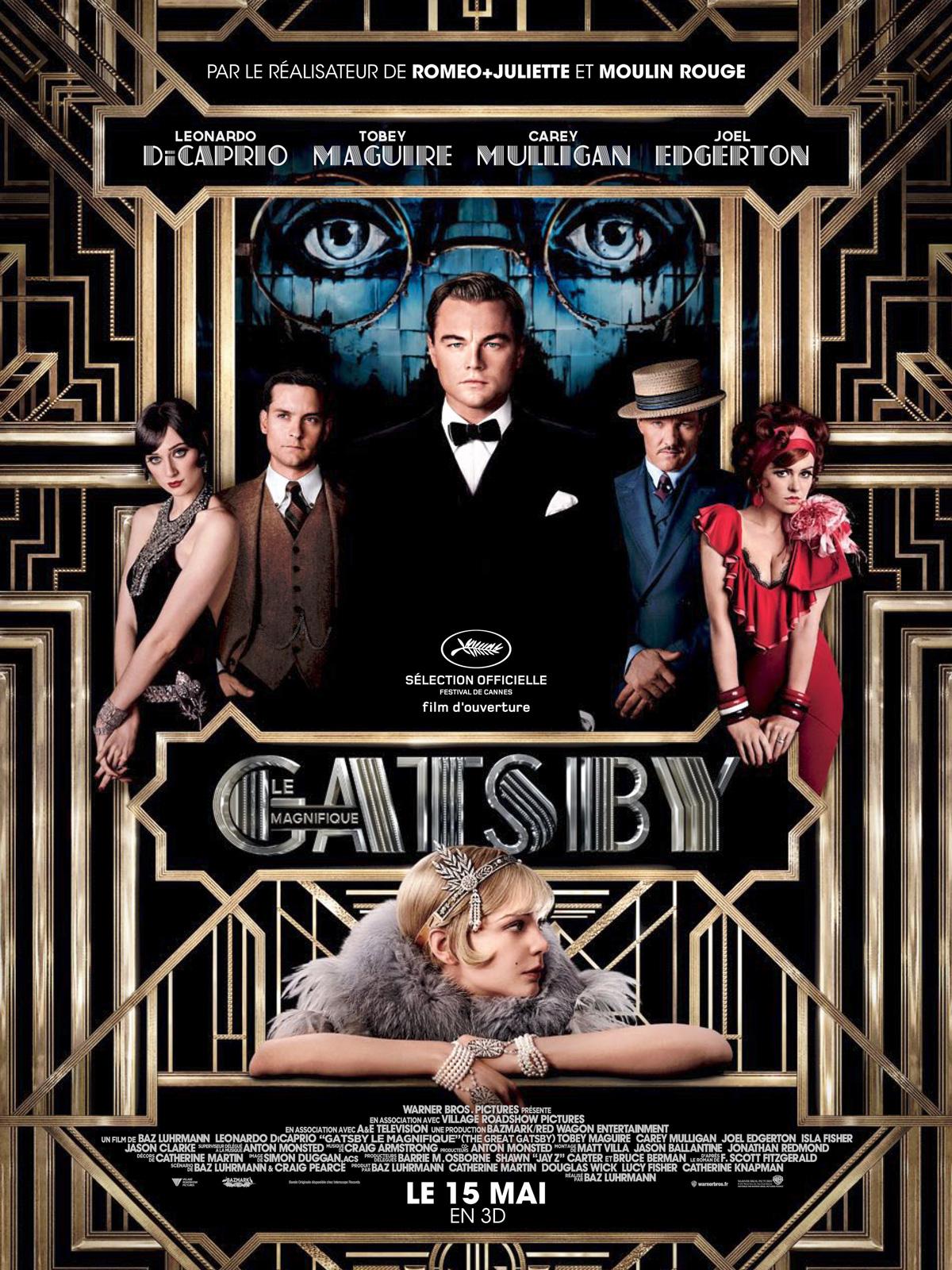 Horaires séances du film Gatsby le Magnifique