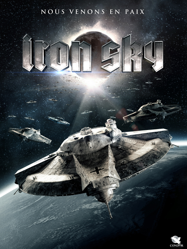 Iron Sky (2012) [Multi] [DVD-R PAL]