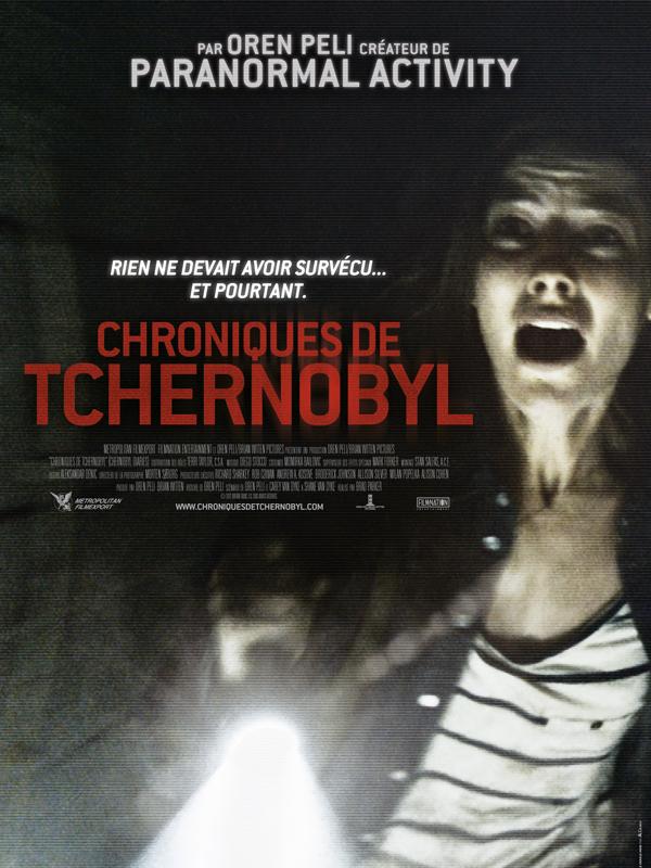 chronique de tchernobyl vostfr