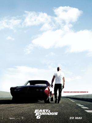 Horaires séances du film Fast & Furious 6