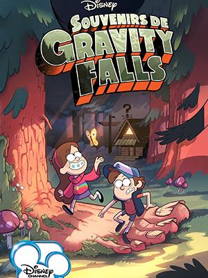 Souvenirs de Gravity Falls streaming