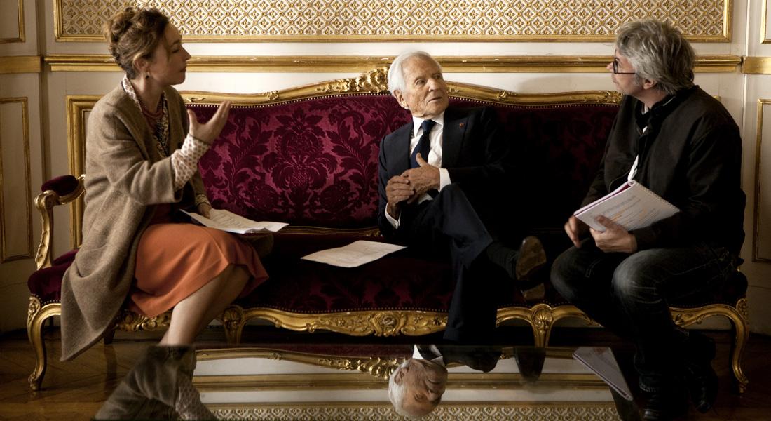 Les saveurs du palais : Photo Catherine Frot, Christian Vincent, Jean d'Ormesson